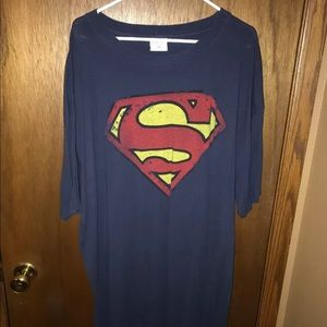 Other - Men's Superman T-Shirt, 3XLT Tall